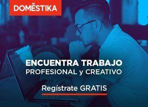Encontrar trabajo profesional y creativo online